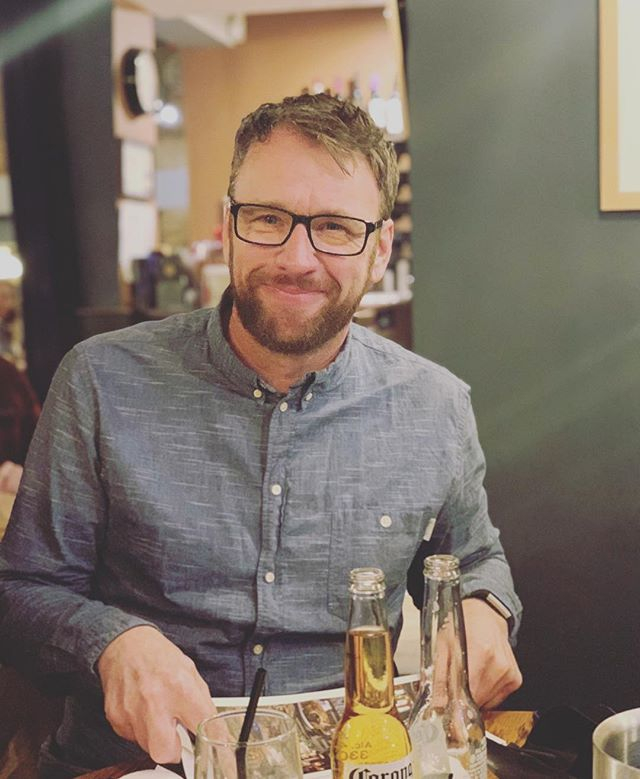 ALREEET! Today is this canny lads birthday! Stu Jackson is an incredible chef and works tirelessly for Rockpool. Thank you pet! Have a fab birthday! Canny bag o'Tudor ❤️
